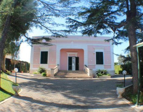 Properties in Puglia.